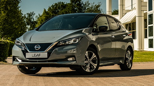 New Nissan LEAF comes with the exclusive Canto sound technology