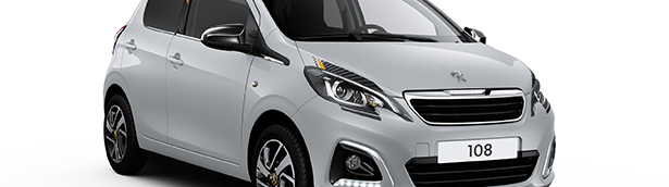 PEUGEOT announces special upgrades for the 108 city car