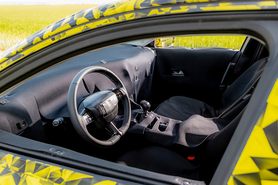 2021 Vauxhall Astra