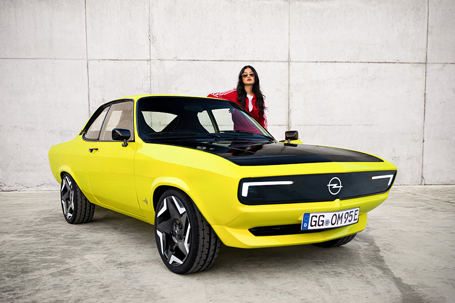 2021 Vauxhall Manta