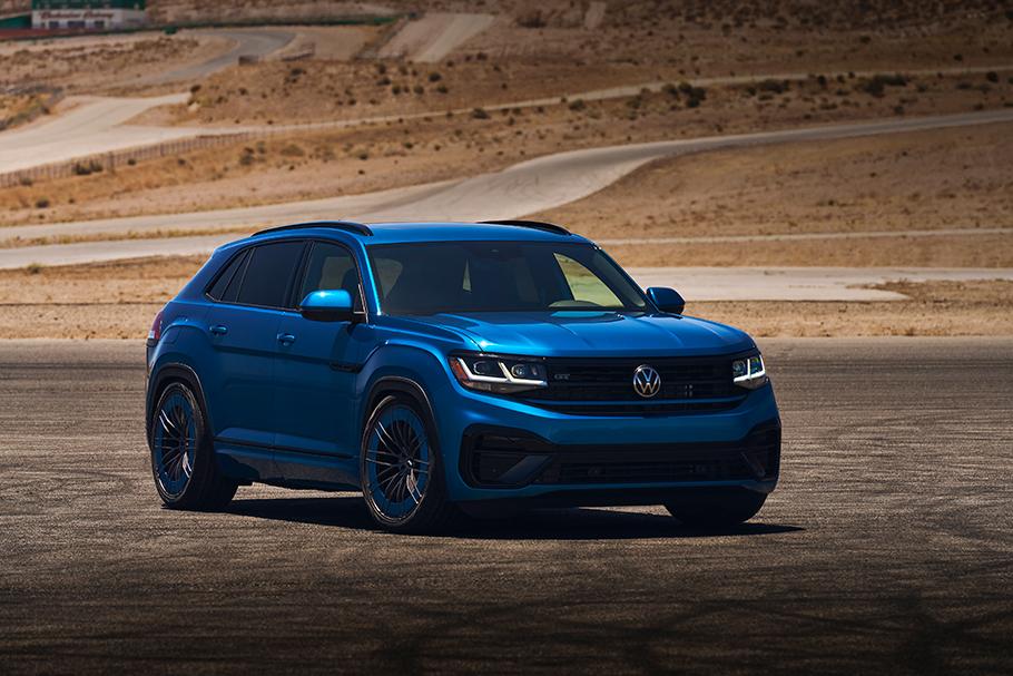 2021 Volkswagen Atlas Concept