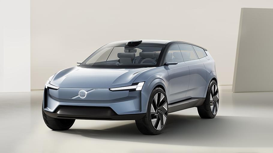2021 Volvo Recharge Concept