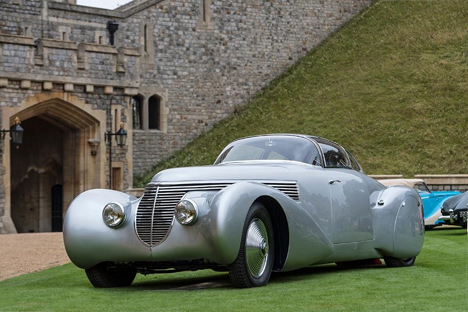 2022 Concours Elegance Vehicles