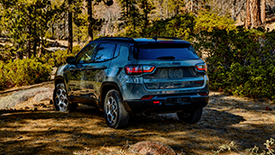 Check out the characteristics of the new Jeep Compass Latitude - the new family member in the lineup