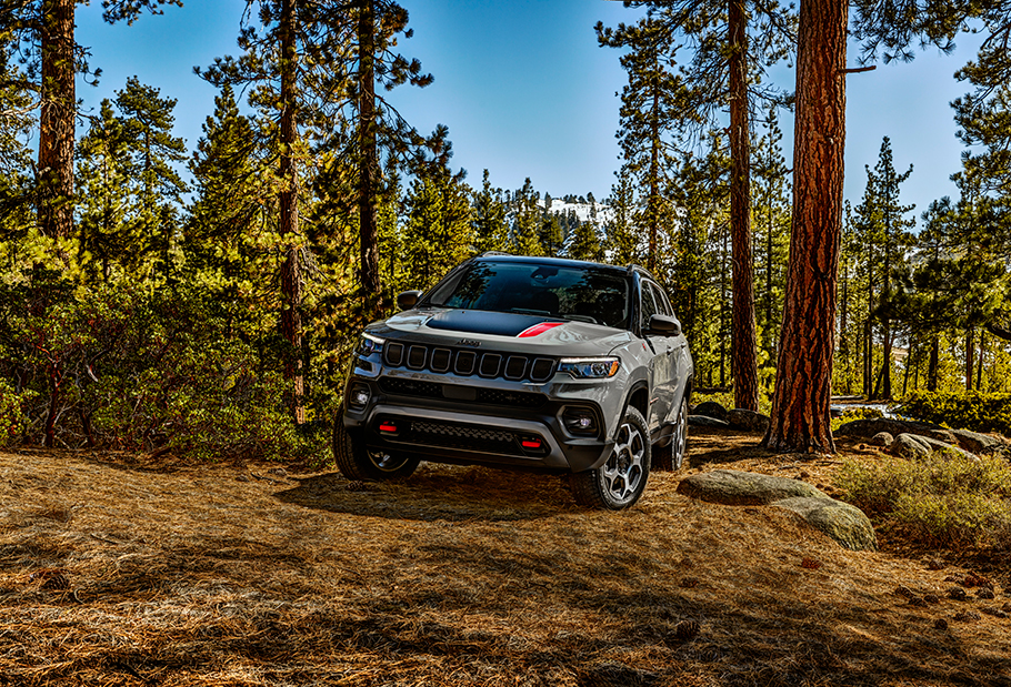 2022 Jeep Compass Limited