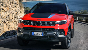 2022 compass trailhawk: jeep's elegant and yet powerful contemporary suv