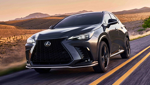 Lexus will showcase new exclusive models at the Chicago Auto Show