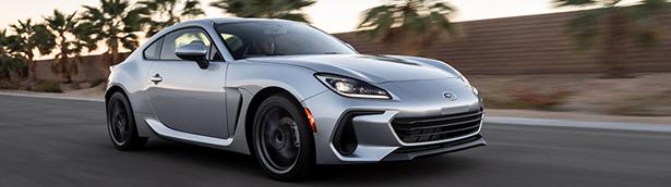 Subaru announces details for the new 2022 BRZ sportscar