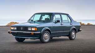 Volkswagen Jetta: a quick overview of 7 generations of convenience