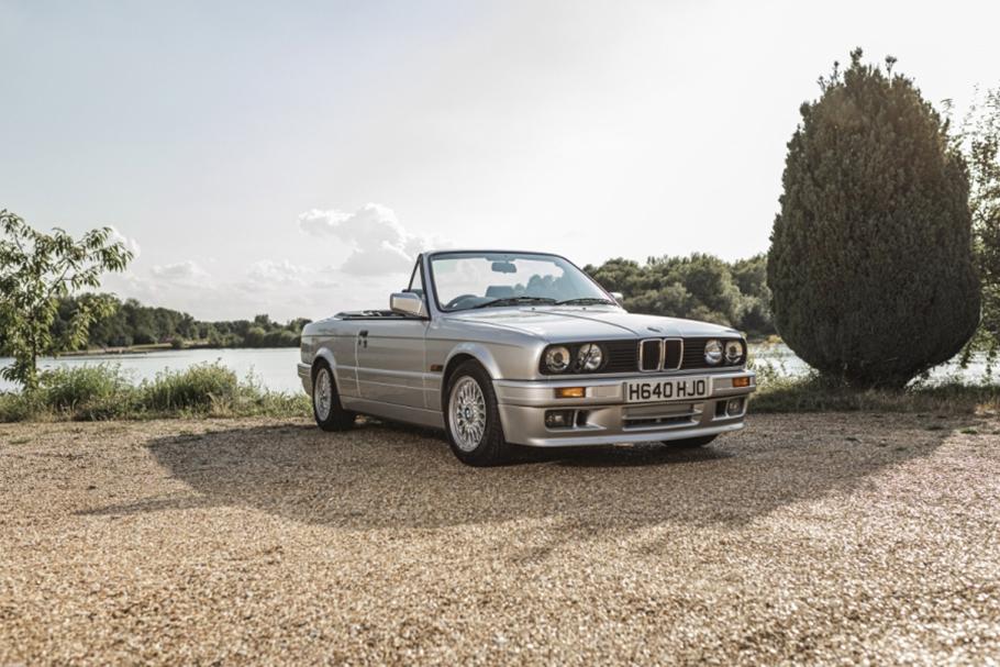 1991 BMW 325i (E30) Convertible