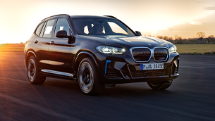 BMW showcases new details for the upcoming iX3 lineup