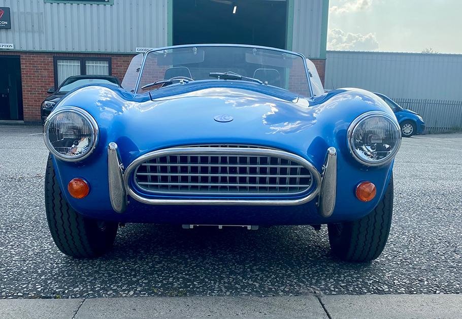 2021 Battista AC Cobra