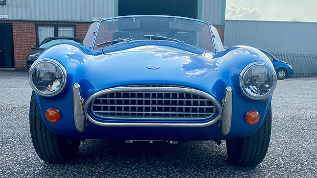 AC Cobra Series 1 Electric will make its debut at The British Motor Show