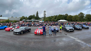2021 Beaulieu Supercar Weekend attracted numerous enthusiasts and exclusive vehicles