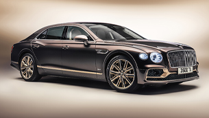 Bentley reveals new Flying Spur Hybrid and plans for the future