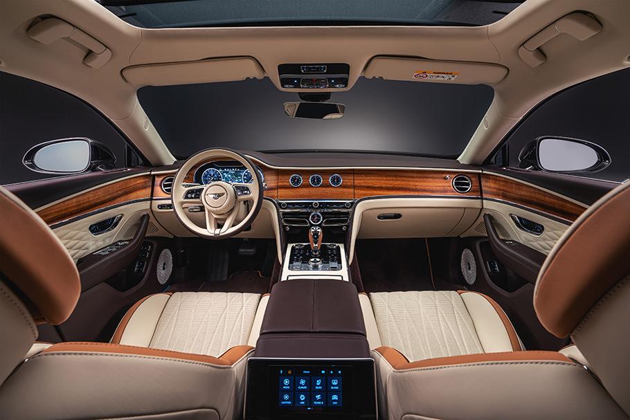 2021 Bentley Flying Spur Hybrid