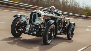 Bentley will unveil new models at this year's Monterey Car Week