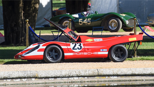 Junior Concours of Elegance returns with full force in 2021!