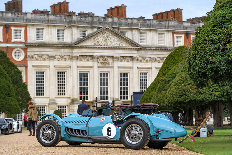 2021 Concours of Elegance