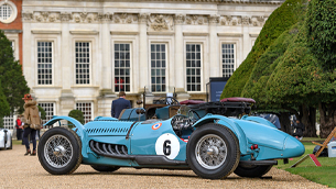 concours of elegance announce strategic partnership with gooding & company