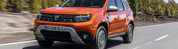 Dacia reveals details for new Duster lineup