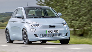 New Fiat 500 receives a 5-star green rating