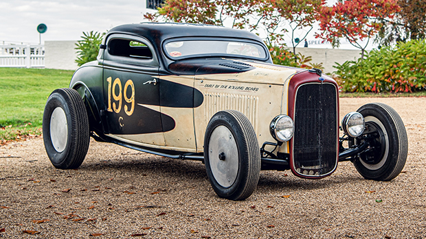 This year's Goodwood Festival of Speed pays homage to its 70th anniversary