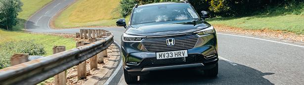 Honda reveals details for the all-new HR-V e:HEV