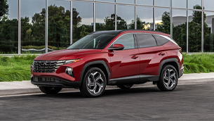 2022 Hyundai Tucson receives TOP SAFETY PICK PLUS by the IIHS
