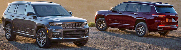 Jeep, Ram and Chrysler win prestigious awards at this year's AutoPacific Vehicle Satisfaction Awards