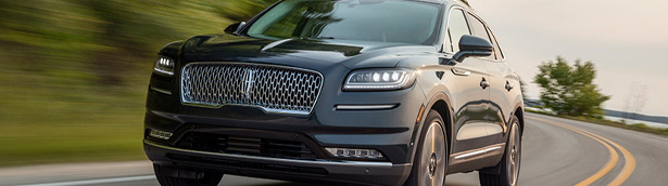 2021 Lincoln Nautilus receives a top rating from IIHS