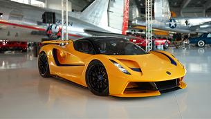 Lotus showcases new Emira at the Monterey Car Week