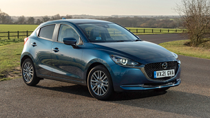 Mazda2 hits dealerships in October. Here are some details