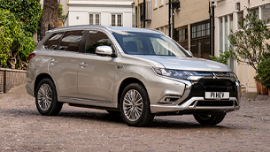Mitsubishi improves its ranking in top 10 for Best Car Manufacturer in 2021 Driver Power