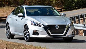 2021 Nissan Altima receives a prestigious award from US News & World Report