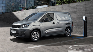 PEUGEOT opens orders for the advanced e-Partner lineup