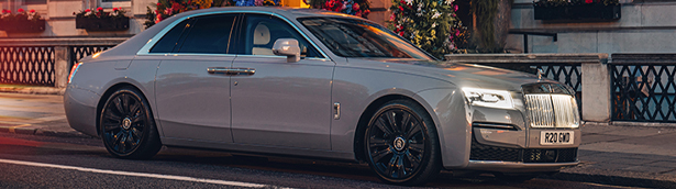 Rolls Royce team celebrates Sir Charles Stewart Rolls' 144th birthday with a special event