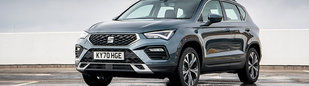 SEAT boost the appeal of Ateca and Tarraco lineups