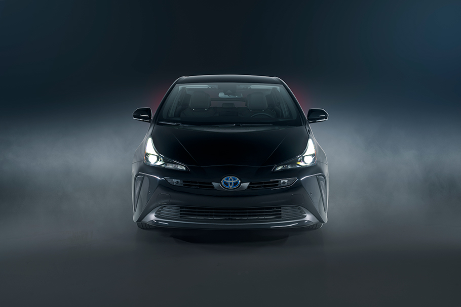 2021 Toyota Prius Nightshade