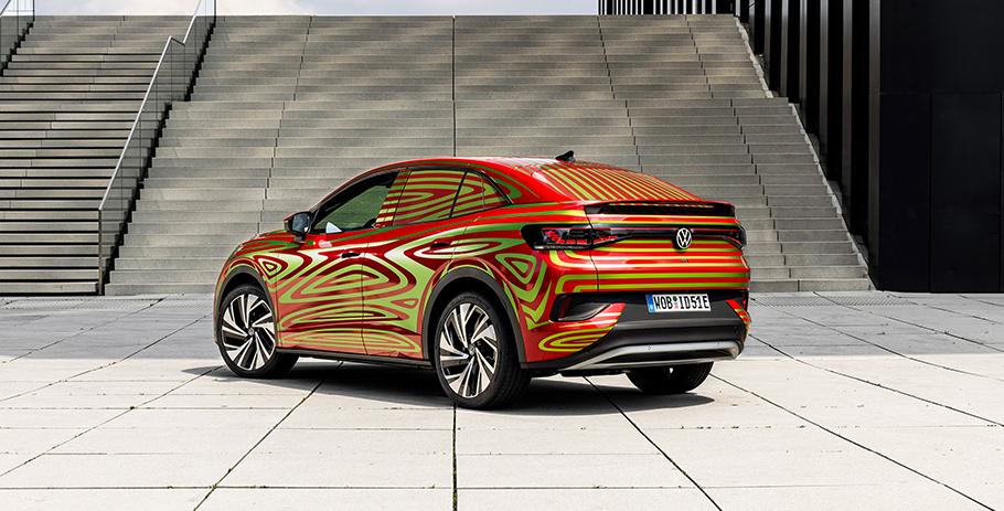2021 Volkswagen ID.5 GTX