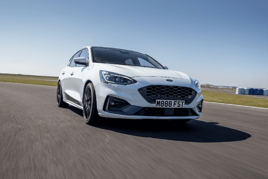 2021 mountune Ford Focus ST