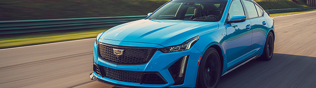 Cadillac presents the high-performance CT Blackwing lineup. Check it out!