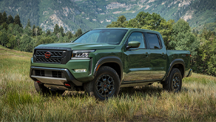 nissan reveals details for the upcoming 2022 frontier lineup