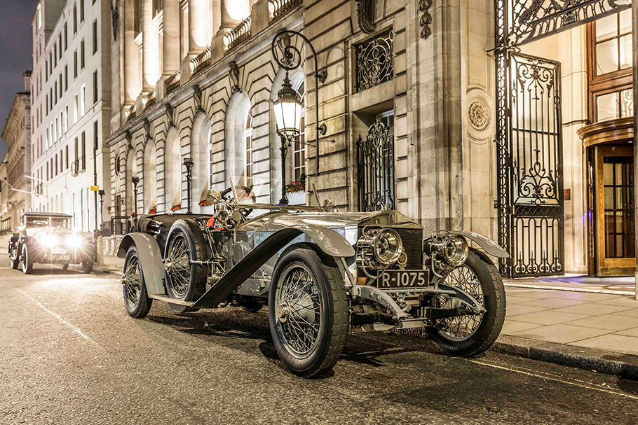 1911 Rolls-Royce Phantom