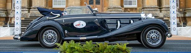 1938 Mercedes-Benz 540 K Cabriolet A has been named