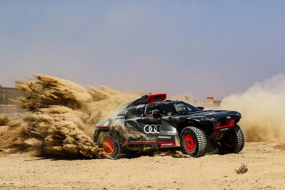 2021 Audi A8 Dakar