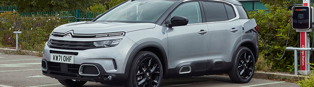 Citroen unveils the new C5 Aircross SUV Hybrid PHEV Black Edition model
