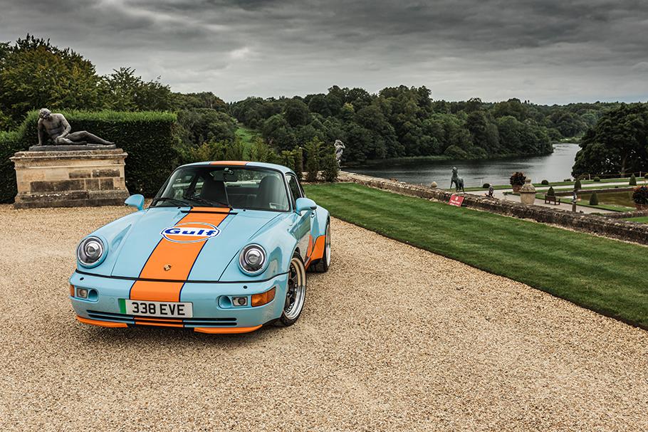 2021 Everatti Porsche Gulf Signature Edition