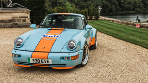 Everatti team presents its new Porsche Gulf Signature Edition