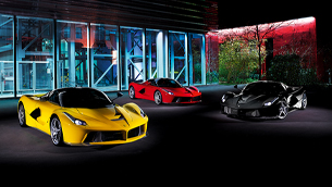Ferrari expands its list of after-sales services